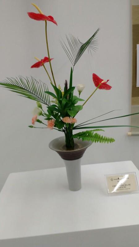 """Exposição """"Ikebana 2017: Sonhos…Flores"""""""