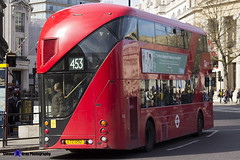 Wrightbus NRM NBFL - LTZ 1292 - LT292 - Marylebone 453 - Go Ahead London - London 2017 - Steven Gray - IMG_6004