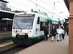 Züge // Trains in Freiburg
