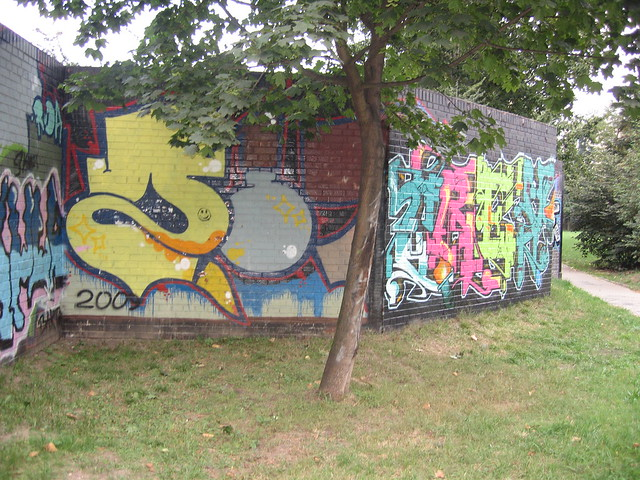 Krakow Grafitti 2009