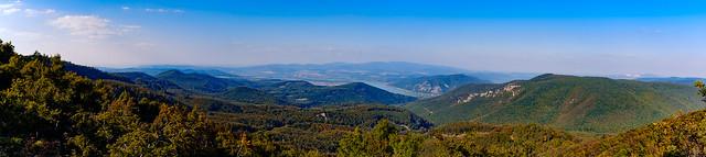 View from Dobogókő