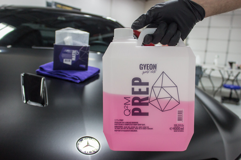 How To: Gyeon Quartz Q2 Matte Coating | Ask a Pro Blog