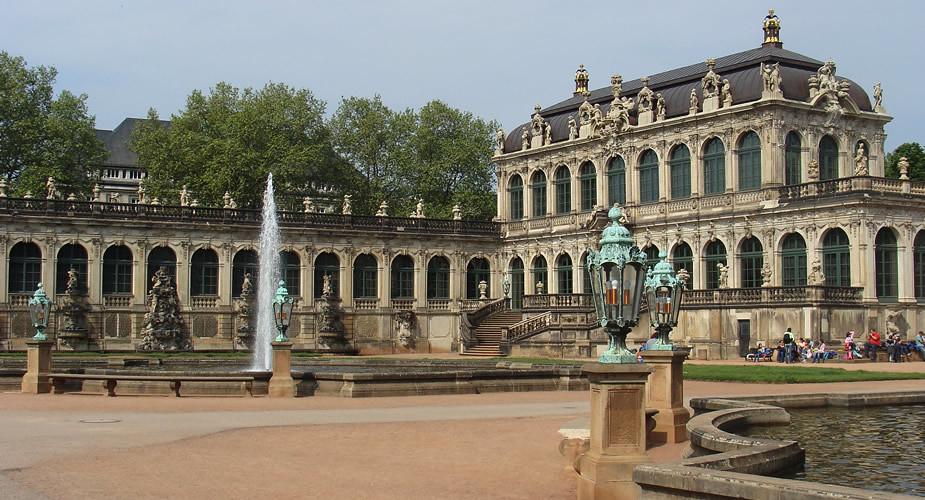 Musea in Dresden: bezoek het Zwinger | Mooistestedentrips.nl