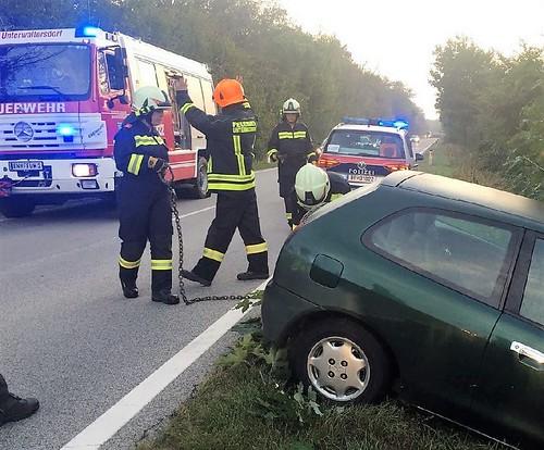Verkehrsunfall - 11.09.2017
