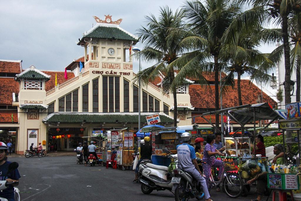 seværdigheder i Can Tho, Vietnam