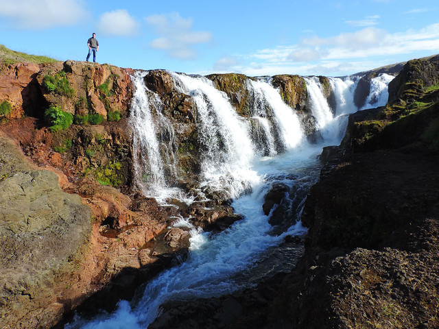 Kolufoss, Northern Iceland