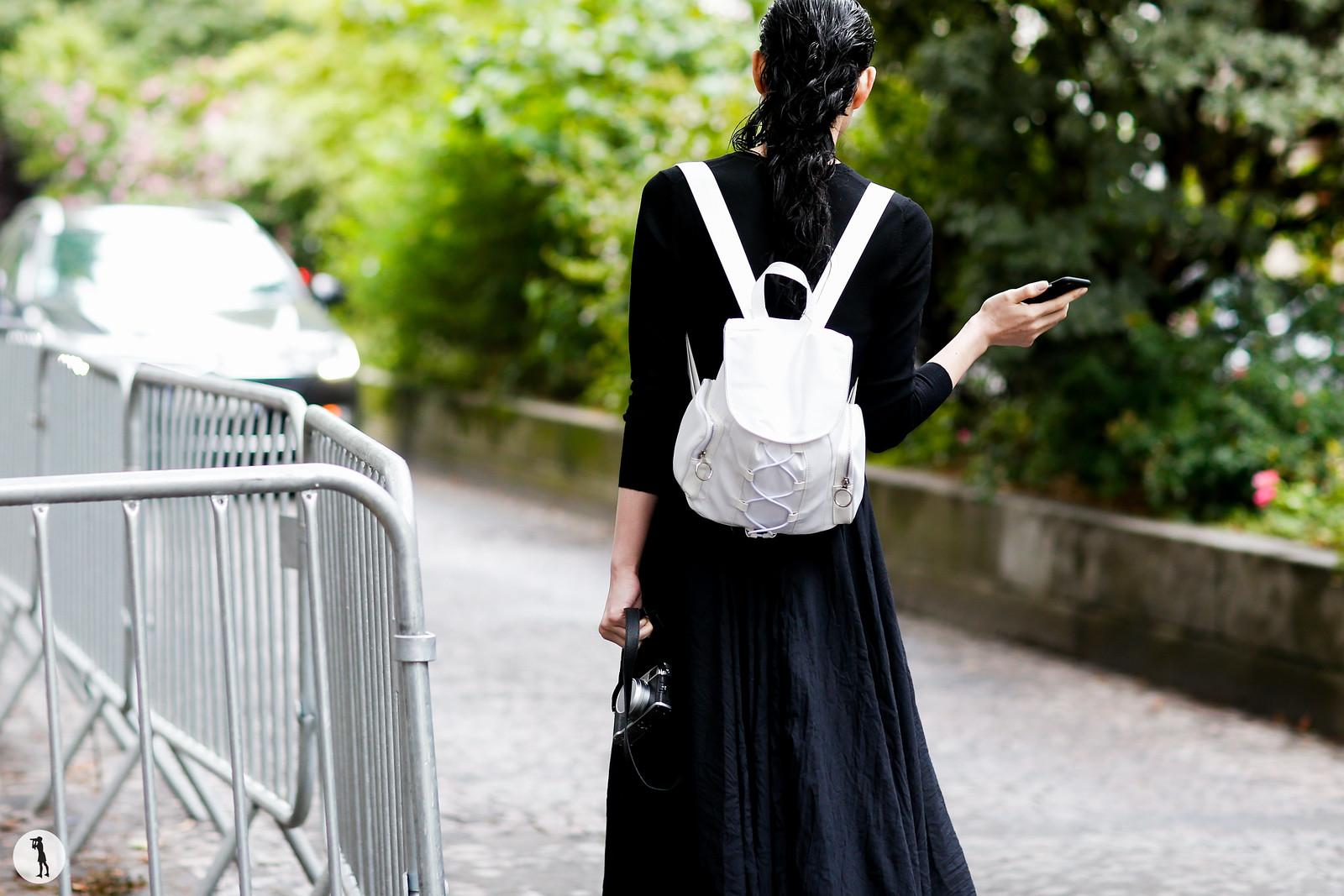 Model - Paris Fashion Week Haute Couture FW17-18 (1)