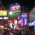 Walking St Pattaya is wild & sexy