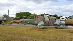 Mil Mi.24D c/n M340149 Slovakia Air Force serial 0149