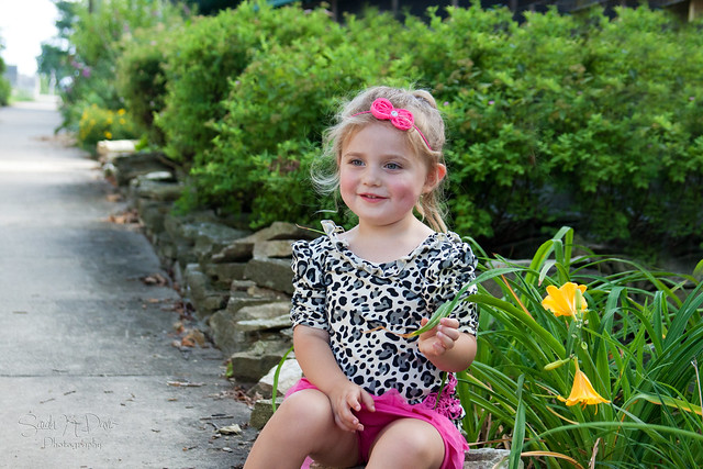Kinsley's 3 Year Session