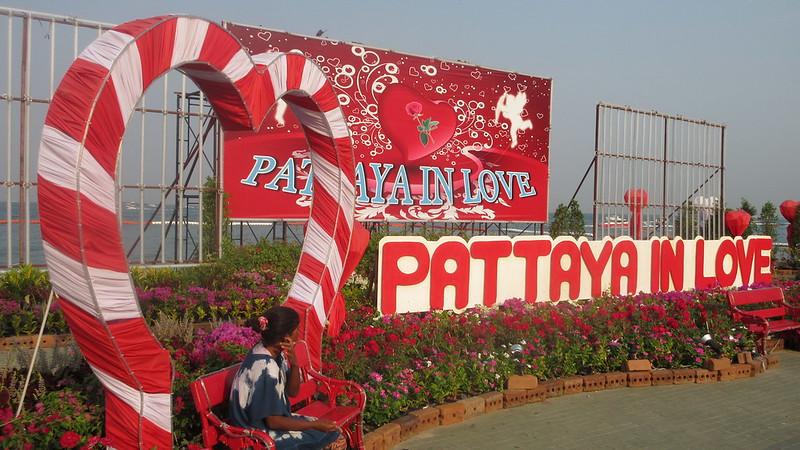 Pattaya life 2016