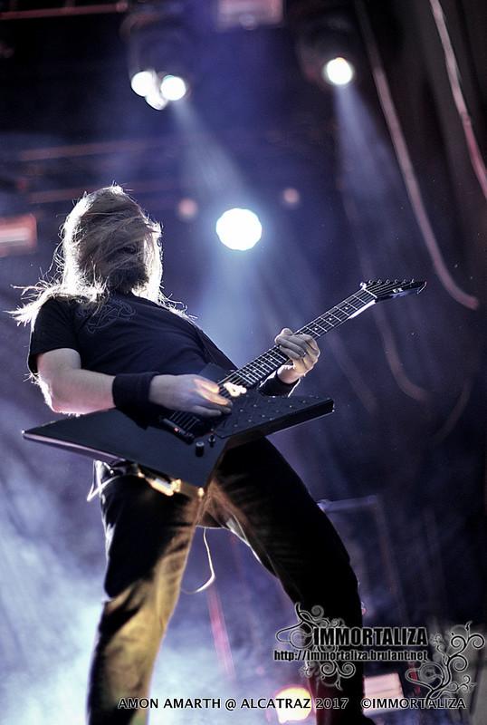 AMON AMARTH @ Alcatraz Hard Rock & Metal Festival 2017 36899014635_50fbf009c7_c