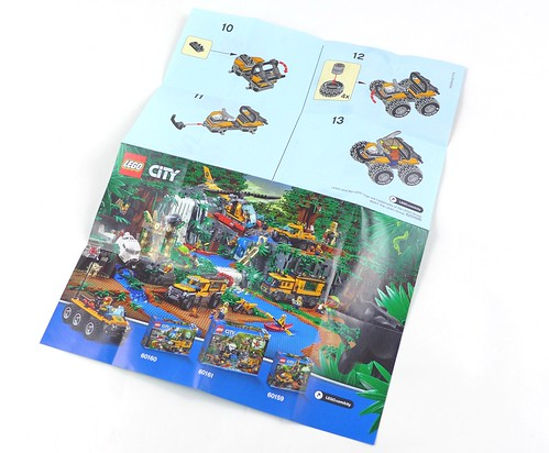 LEGO City Jungle 30355 Jungle ATV 04