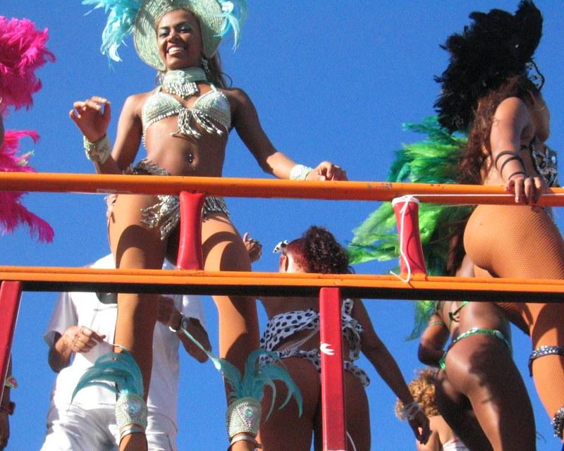 Rio di Janeiro Carnival worlds sexiest show