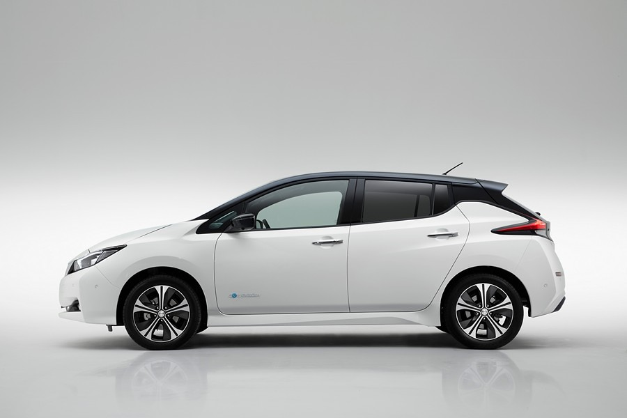 New Nissan Leaf G 30