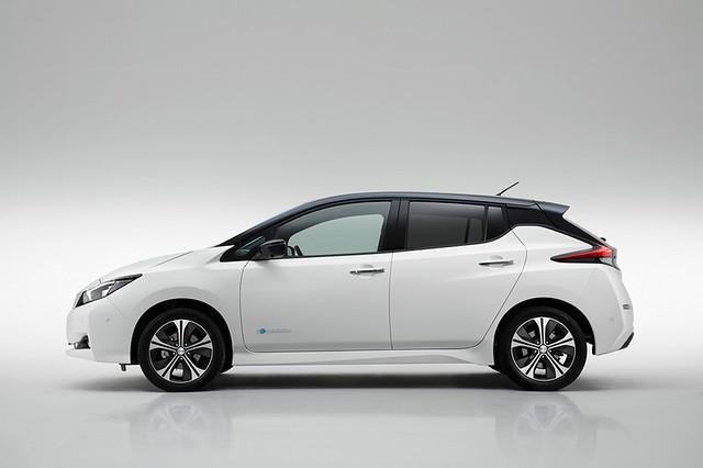 New Nissan Leaf G 30