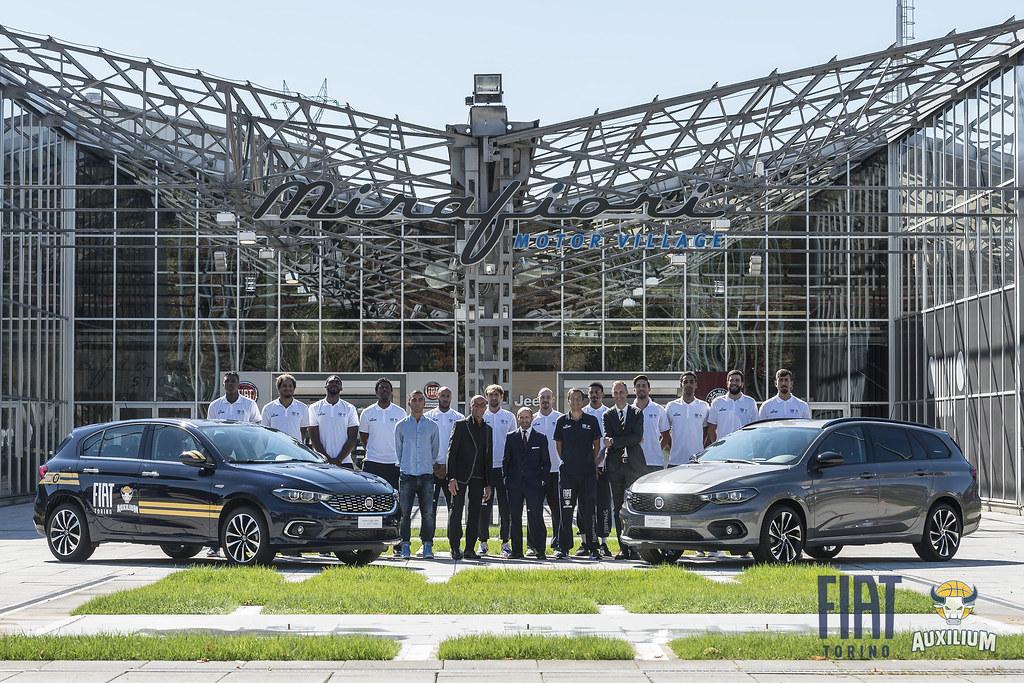 Presentazione FIAT Torino Auxilium