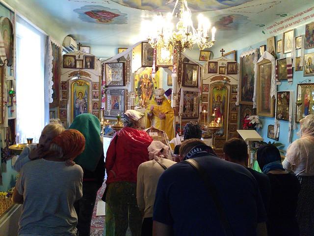 Божественна літургія 10 вересня 2017 року