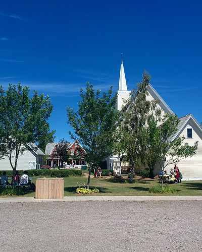 Long River Church, exterior (4) #pei #princeedwardisland #cavendish #avonleavillage #longriverchurch #churches