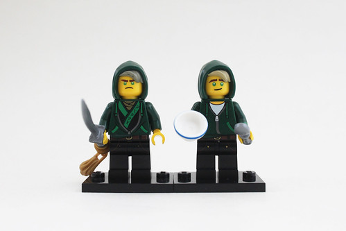 The LEGO Ninjago Movie Lloyd (30609)