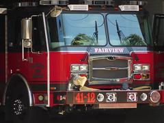 Fairview Fire, Poughkeepsie, New York