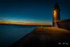 Macduff lighthouse by Tina Mckay Photography