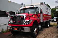 FDNY Rescue Operations Logistics