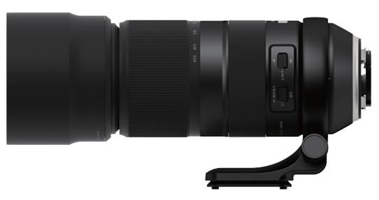 Tamron annonce une nouvelle optique ultra-légère : Le 100-400mm f/4.5-6.3 Di VC USD