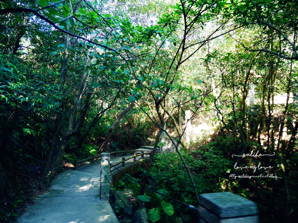 基隆一日遊免費景點推薦情人湖公園 (2)