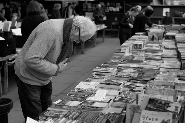 Bookworm, Southbank, Apr 2016