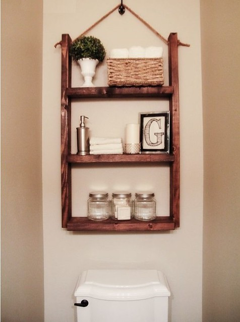 10 DIY Bathroom Ideas that May Help You Improve Your Storage Space