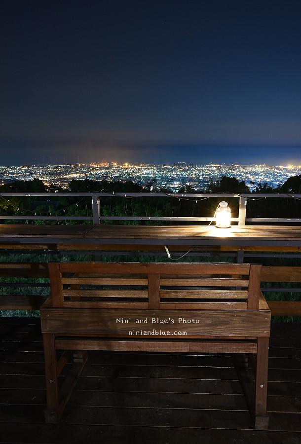 台中夜景亟餐廳庭園餐廳09