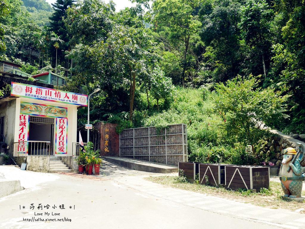 台北信義區一日遊景點和興炭坑蝙蝠洞 (9)