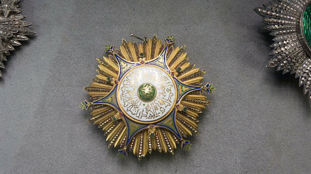 Egypt's Order of Mohamed Ali