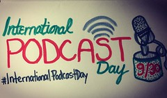 #internationalpodcastday 2017