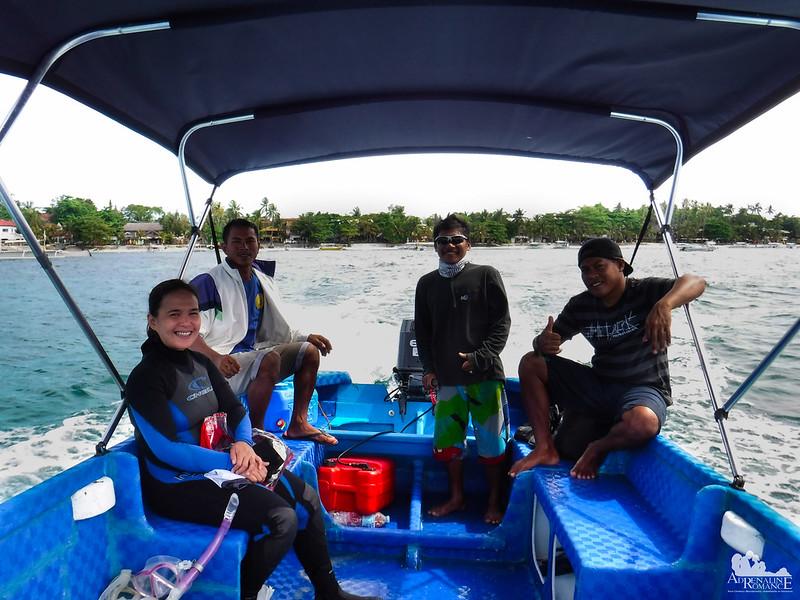 GoDeep Philippines Speedboat