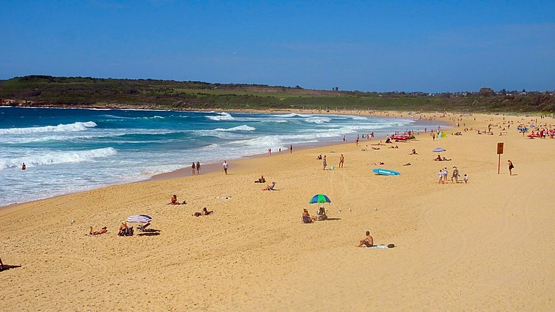 Maroubra Sydney Beachside Suburb