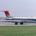 British Airways_VC10_G-ARVM_basic BOAC cs British Airways tail cs and titles_SNN_19760419_ground_sun_0121-009_Colormailer_Flickr by BrunoGeiger