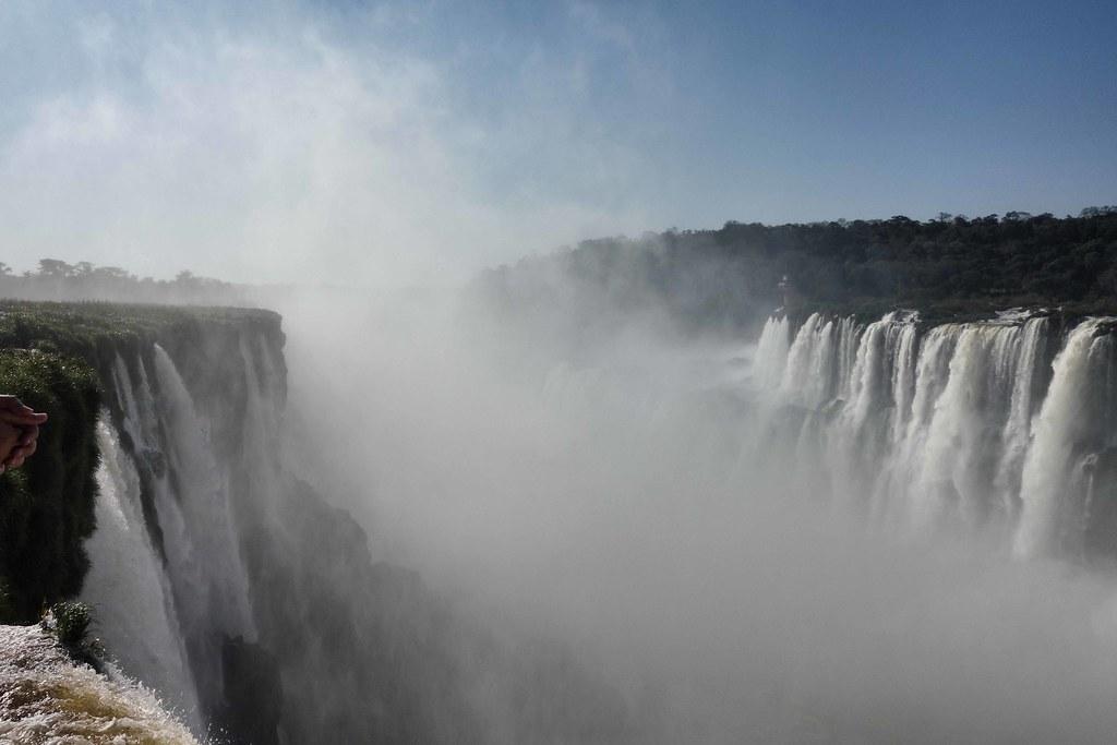 Iguazu - Argentine - Garganta del Diablo 3