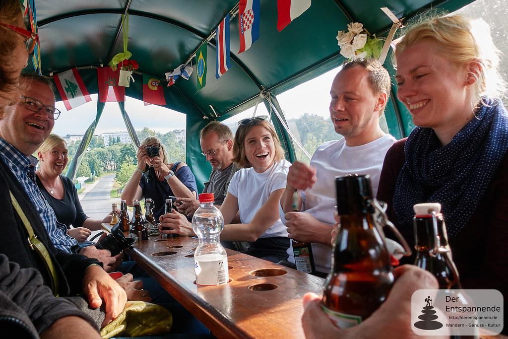 Planwagenfahrt in und bei Oberhof