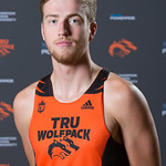 Nelson Kleer, WolfPack Cross Country Running