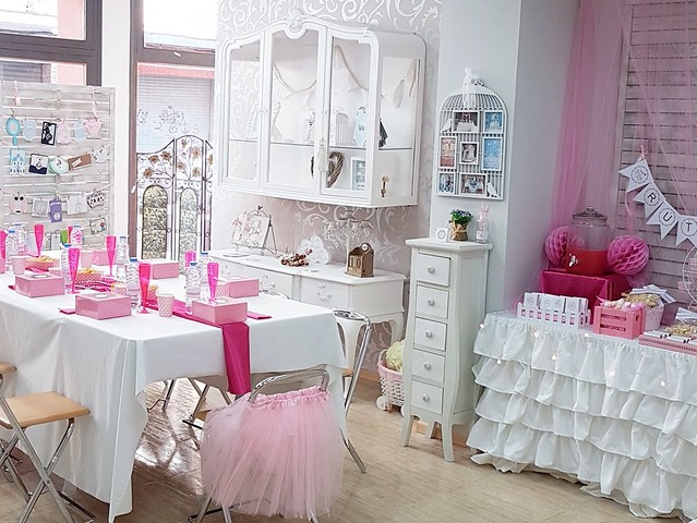Spa party para cumpleaños especiales Merbo Events