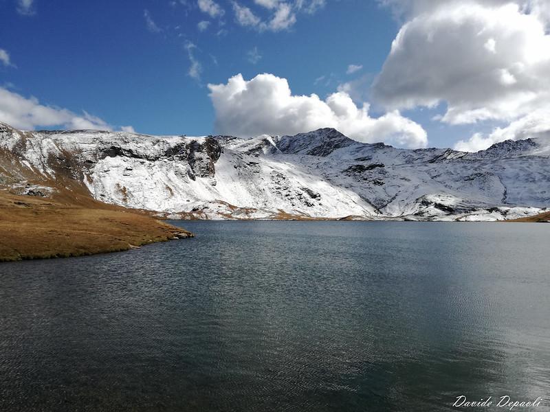 Lago Miserin 2578 m - MTB