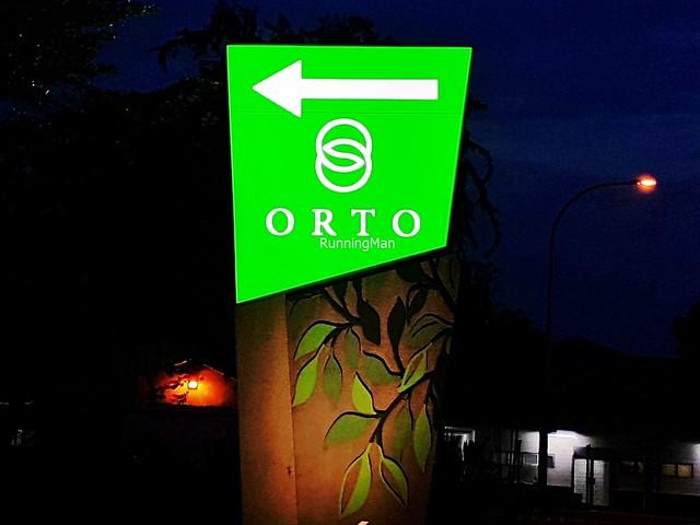 ORTO Signage