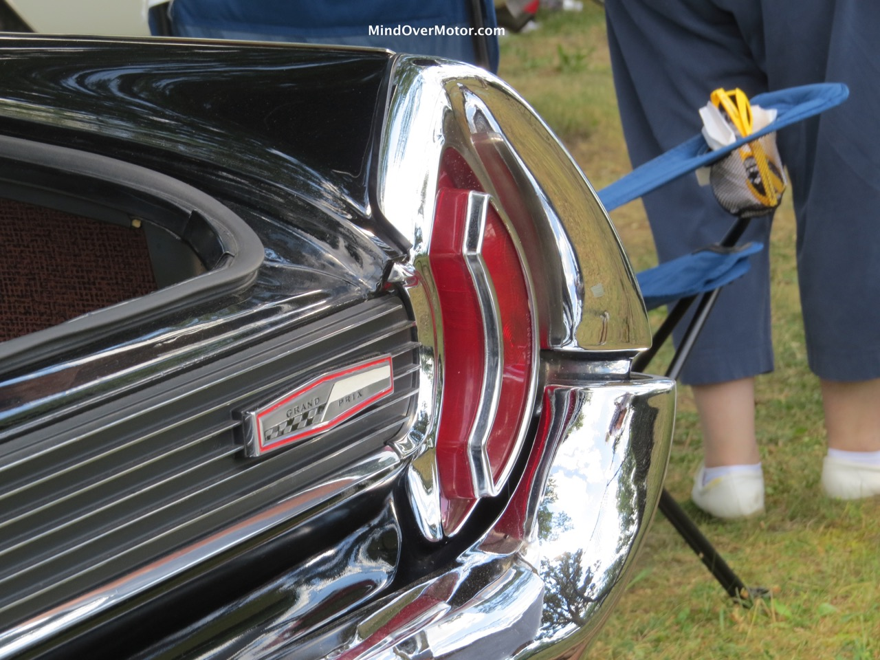 1962 Grand Prix SD Taillight