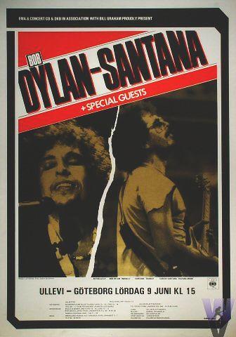 Bob Dylan - Goteborg, Sweden (06/09/84)