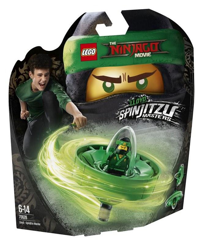 70628 Spinjitzu Masters Lloyd
