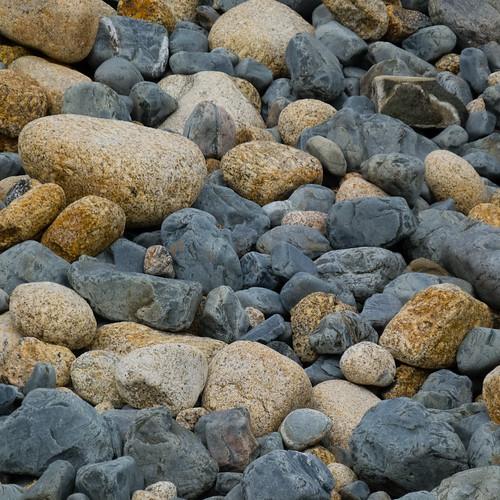 Stones, Sennen beach