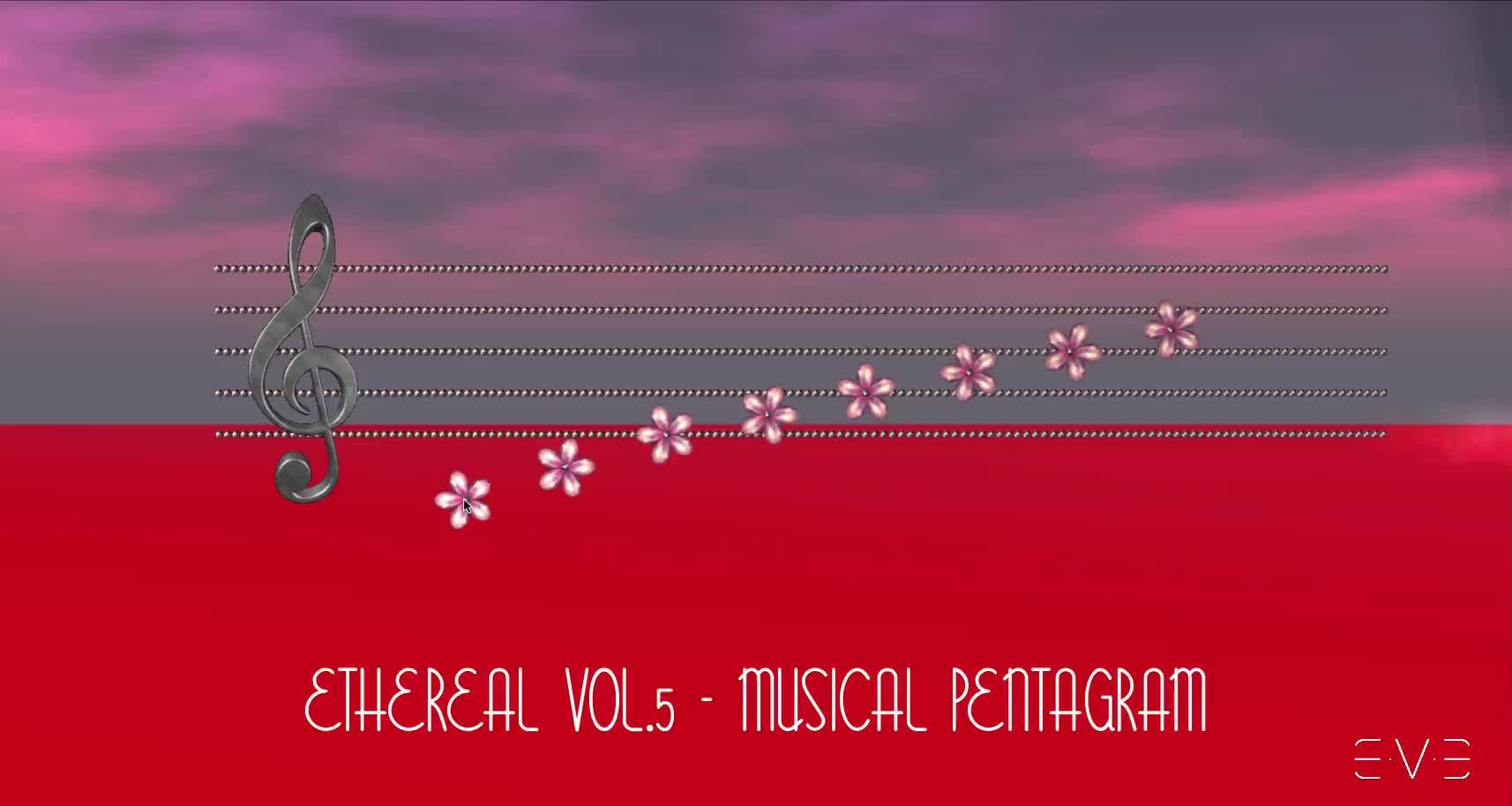 E.V.E Teaser Video - Musical Pentagram Test 01