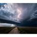 Night Storm II by Sandra Herber